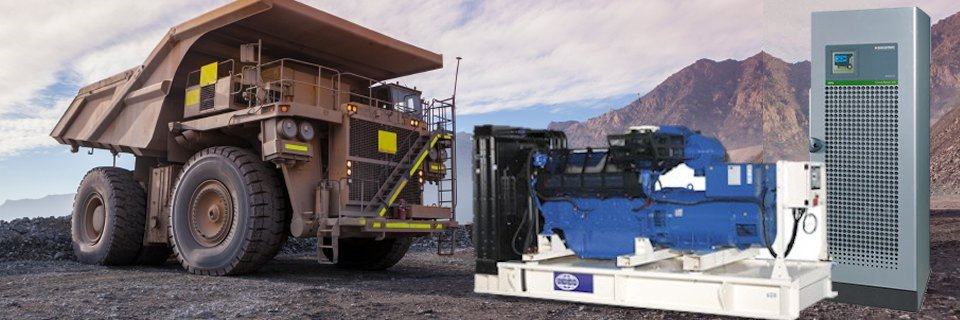 Harsh Environment Applications For The Mining, Oil & Gas Sector